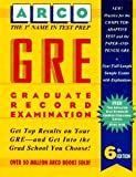 Martinson, Thomas H.: Gre: Graduate Record Examination : General Test (Arco Master the GRE CAT)