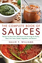 The Complete Book Of Sauces by Sallie Y.…