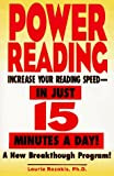Rozakis, Laurie: Power Reading