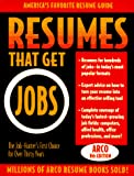Reed, Jean: Resumes That Get Jobs (Arco Resumes That Get Jobs)