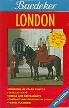 Baedeker London (Baedeker's City…