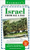 Ullian, Robert: Frommer's Israel from $45 a Day (16th Ed.)