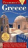 Bozman, John: Frommer's Greece (1st ed)