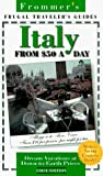 Brewer, Stephen: Frommer's Italy from $50 a Day, 1st Ed.
