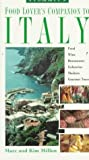 Webster, Adrian: Frommer's Italy : A Food Lover's Companion