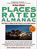 Savageau, David: Places Rated Almanac : Your Electronic Guide to Finding the Best Places to Live in North America