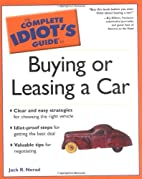 The Complete Idiot's Guide to Buying or…