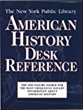 Frommer's: The New York Public Library American History Desk Reference (New York Public Library Series)
