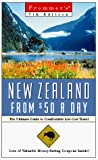 Hansen, Elizabeth: Frommer's New Zealand from $50 a Day