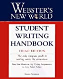 Sorenson, Sharon: Webster's New World Student Writing Handbook