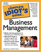 The Complete Idiot's Guide to Business…