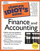 The Complete Idiot's Guide to Finance and…