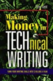 Kent, Peter: Arco Making Money in Technical Writing