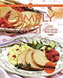[???]: Weight Watchers Simply the Best: 250 Prizewinning Family Recipes