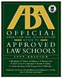 American Bar Association: Official American Bar Associaton Guide to Approved Law Schools 1999