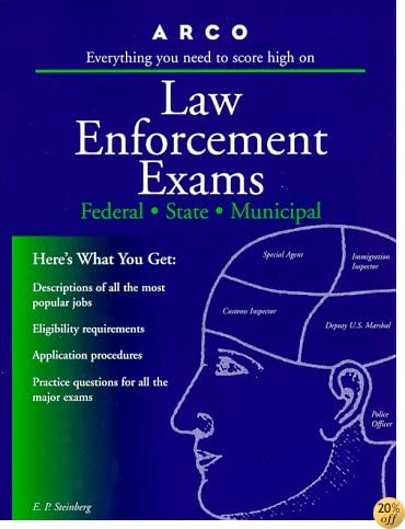 Arco Law Enforcement Exams: Federal, State, Municipal