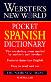 WILLIAM: Diccionario español/inglés - inglés/español: Webster's New World Pocket Spanish