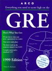 Martinson, Thomas H.: Everything You Need to Score High on the Gre 1999 (Master the Gre)