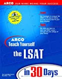 Martinson, Thomas H.: Arco Teach Yourself Lsat in 30 Days (Arcos Teach Yourself in 24 Hours Series)