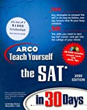 Martinson, Thomas H.: ARCO Teach Yourself the SAT in 30 Days