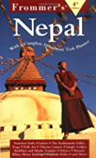 Frommer's Complete Guide: Nepal by Karl…
