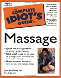 Adamson, Eve: The Complete Idiot's Guide to Massage