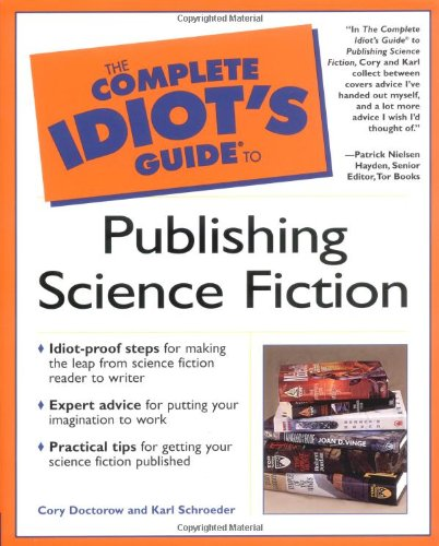 the-complete-idiots-guide-to-publishing-science-fiction