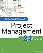 Alpha Teach Yourself Project Management in…