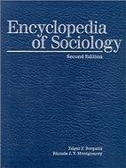 Encyclopedia of Sociology, Vol. 4, 2nd…