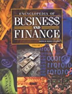 Encyclopedia of Business and Finance by…