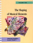 Armand Russell: The Shaping of Musical Elements, Volume 2