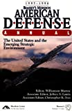 Murray, Williamson: Brassey's Mershon American Defense Annual: 1995-1996
