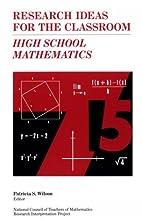 High School Mathematics (Research Ideas for…
