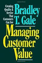Managing Customer Value: Creating Quality…