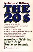 The twenties; American writing in the…