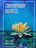 Kurtz, David L.: Contemporary Business