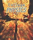 Holt Physics by Raymond A. Serway