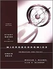 Baumol, William J.: Microeconomics: Principles And Policy (Study Guide)