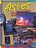 Levy-Konesky, Nancy: Asi es Text/Audio CD pkg.