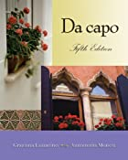 Da Capo: An Italian Review Grammar/Book &…