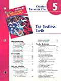 No Author: Indiana Holt Science & Technology Chapter 5 Resource File: The Restless Earth