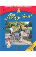 Allez, Viens!: Activities for Communication,…