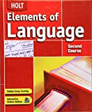Renee Hobbs: Elements of Language, Grade 8, 2nd Course, Student Edition