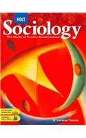 Sociology: The Study of Human Relationships…