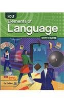 ELEMENTS OF LANGUAGE (SECOND COURSE) by…