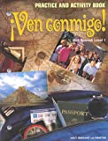 Humbach: Ven Conmigo!: Level 1 Practice and Activity Book
