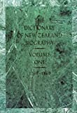 New Zealand: Dictionary of New Zealand Biography