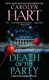 Hart Carolyn G.: Death of the Party