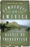 Alexis de Tocqueville: Democracy in America: Abridged Edition (P.S.)