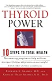 Shames, Karilee Halo: Thyroid Power: Ten Steps to Total Health